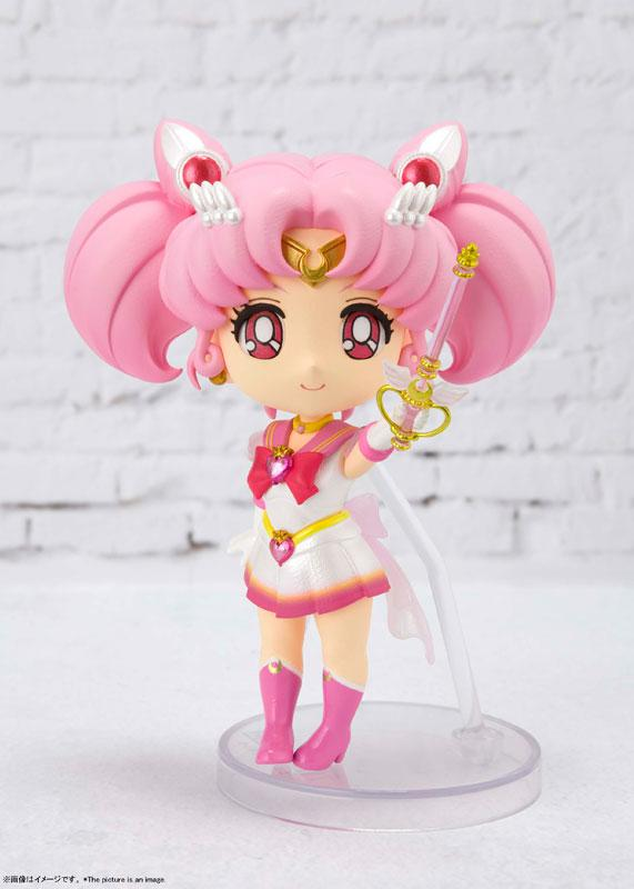 "Figuarts mini Super Sailor Chibi Moon -Eternal edition- Movie ""Sailor Moon Eternal"""