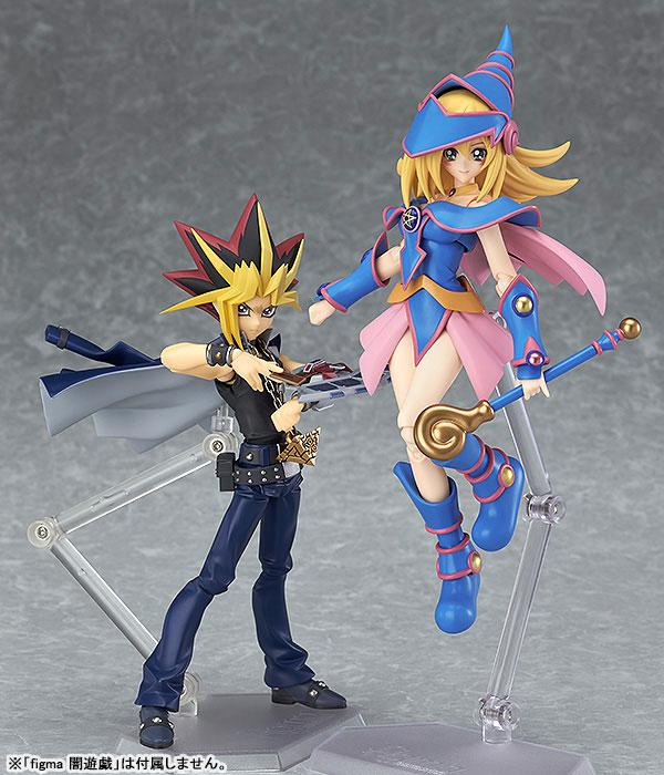 figma Yu-Gi-Oh! Duel Monsters Dark Magician Girl 3