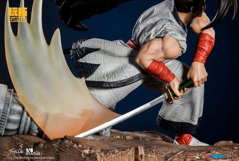 Samurai Shodown 2/ Haohmaru 1/8 Statue 12