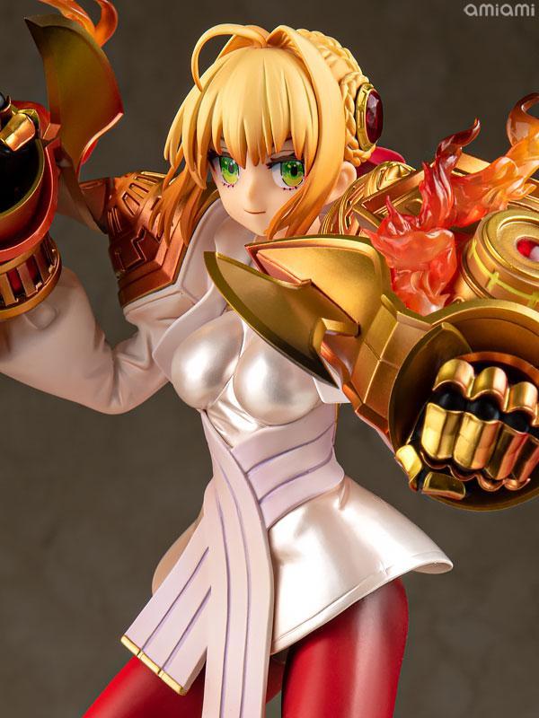 Fate/EXTELLA [Saber Regalia] Nero Claudius Zoukei Shinka Gekiteki STATUE 01 1/7 Complete Figure 7