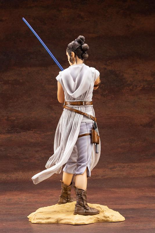 ARTFX Star Wars Rey The Rise of Skywalker Ver. 1/7 Easy Assembly Kit 1