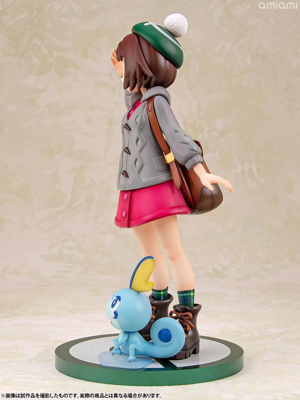 "ARTFX J ""Pokemon"" Series Gloria with Sobble 1/8 Complete Figure product"