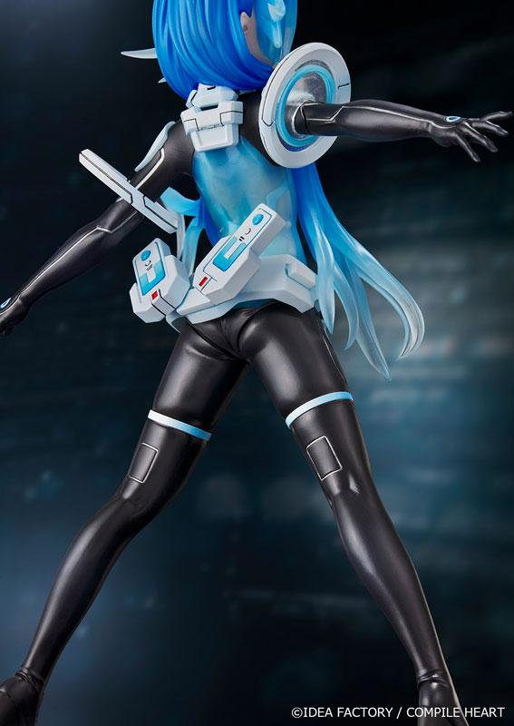 New Dimension Game Neptunia VII Next White 1/7 Complete Figure