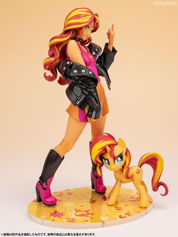 MY LITTLE PONY Bishoujo SunSet Shimmer 1/7 Complete Figure