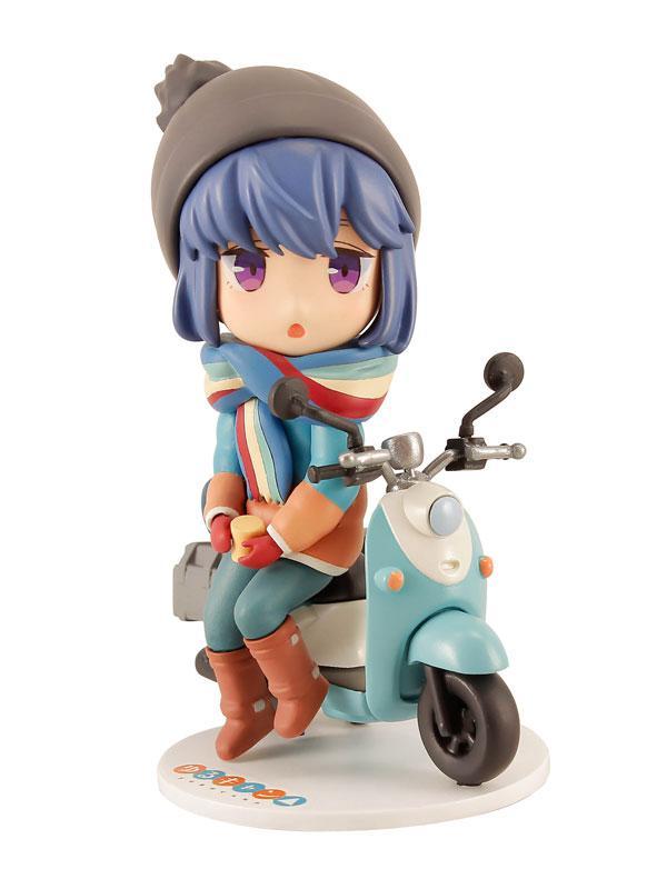 Yuru Camp Rin Shima Mini Figure main