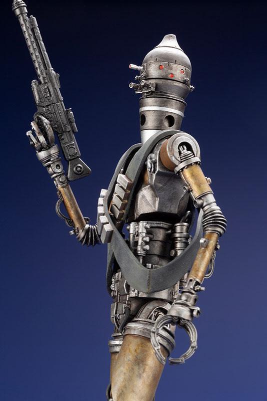 ARTFX+ Star Wars: The Mandalorian (Original Title) IG-11 1/10 Easy Assembly Kit 13