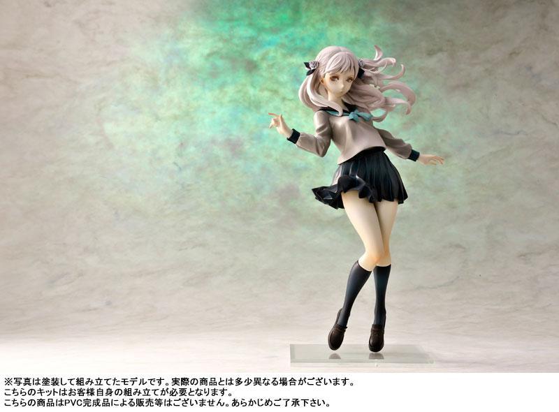 13 Sentinels: Aegis Rim Iori Fuyusaka 1/7 Color Resin Cast Assembly Kit
