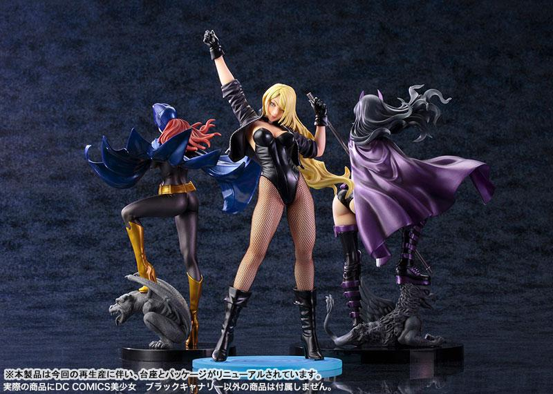 DC COMICS Bishoujo DC UNIVERSE Black Canary 2nd Edition 1/7 Complete Figure 8