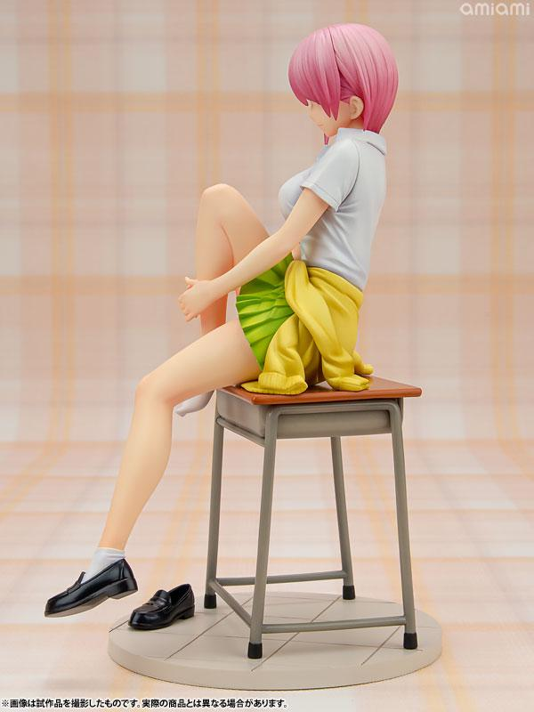 The Quintessential Quintuplets Ichika Nakano 1/8 Complete Figure