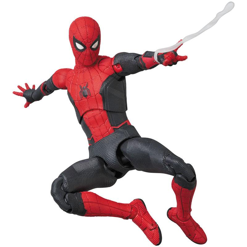 MAFEX No.113 MAFEX SPIDER-MAN Upgraded Suit 4