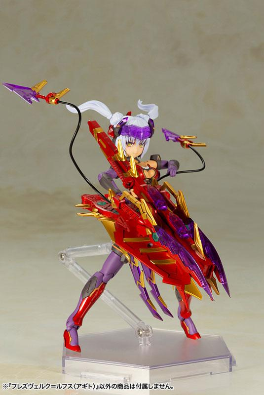 Frame Arms Girl Hresvelgr=Rufus (Agito) Plastic Model 6