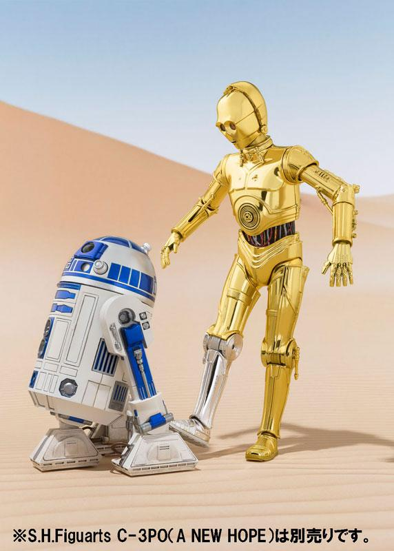 """S.H.Figuarts R2-D2 (A NEW HOPE) """"STAR WARS (A NEW HOPE)"""" 12"""