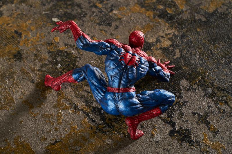 sofbinal Sofubi Naru Spider-Man Complete Figure