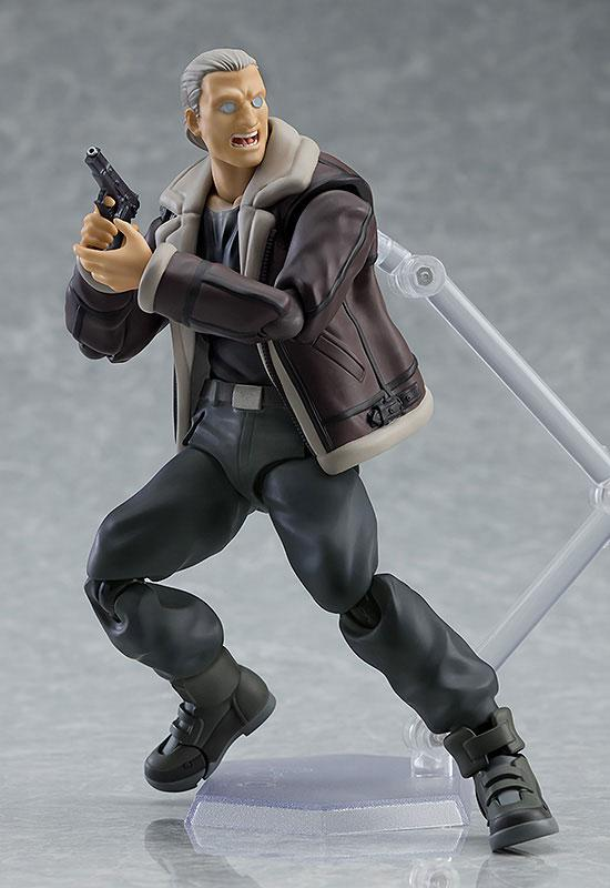 figma Ghost in the Shell STAND ALONE COMPLEX Batou S.A.C. ver. 1