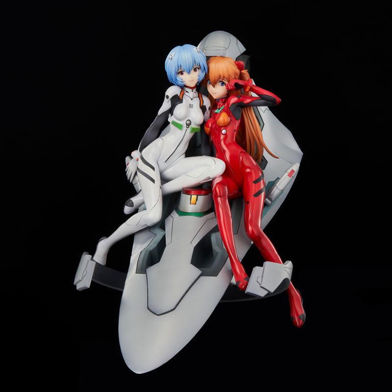 Neon Genesis Evangelion Rei & Asuka - twinmore Object - Complete Figures product