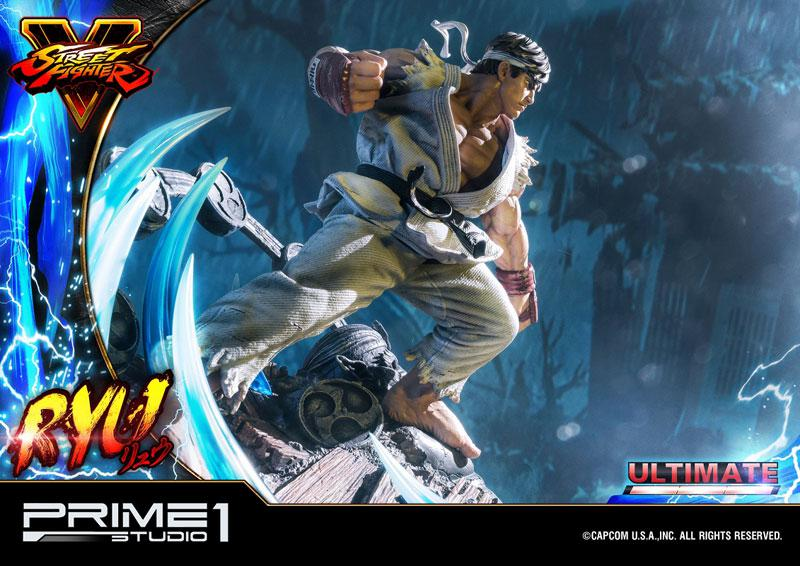 Premium Master Line Street Fighter V Ryu Ultimate 1/4 Statue 26
