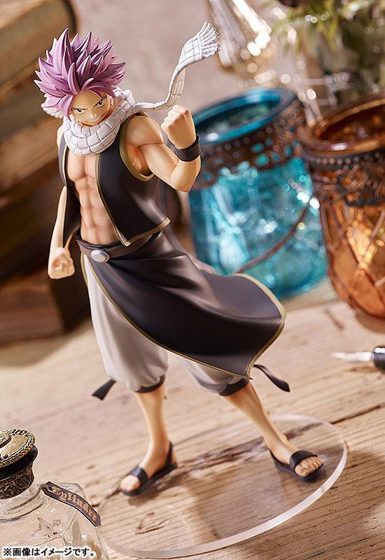 """POP UP PARADE """"FAIRY TAIL"""" Final Series Natsu Dragneel Complete Figure"""
