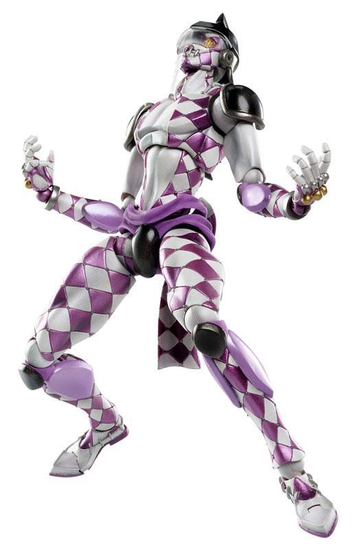 Super Action Statue JoJo's Bizarre Adventure Part.V P. H.