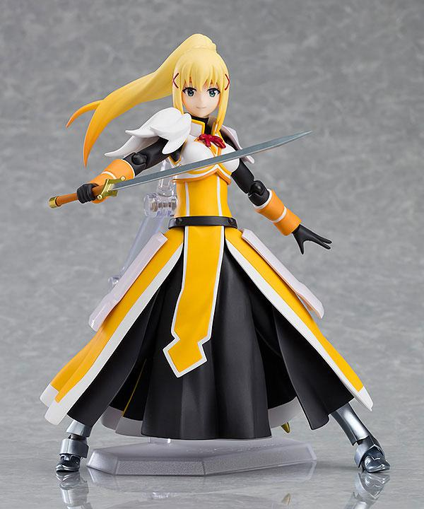 figma KonoSuba: God's Blessing on this Wonderful World! Kurenai Densetsu Darkness 0