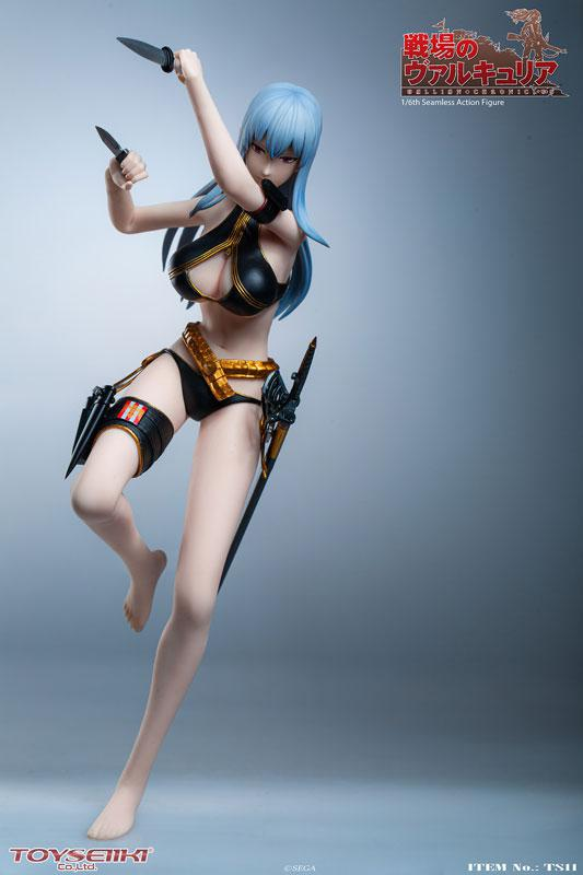 Valkyria Chronicles Selvaria Bles 1/6 Seamless Action Figure 14