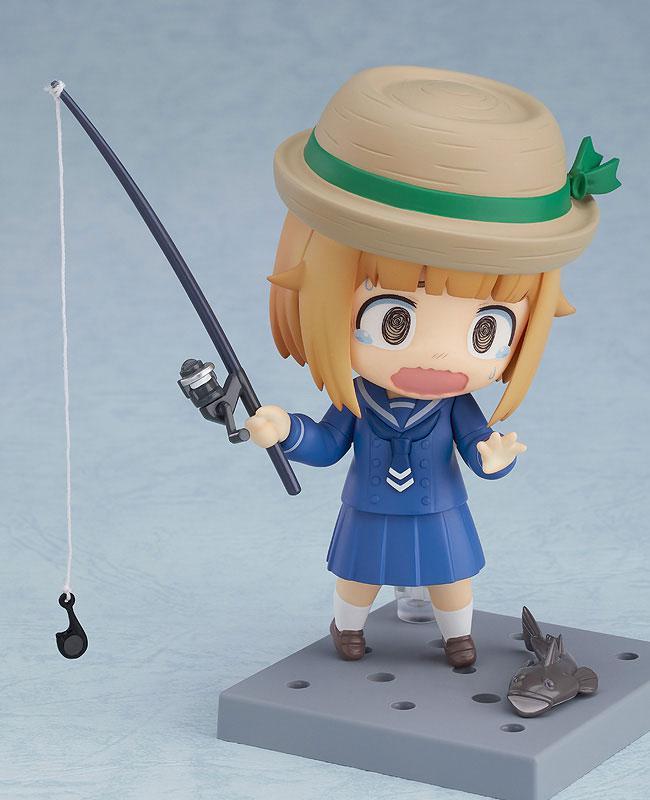 Nendoroid Hokago Teibo Nisshi Hina Tsurugi