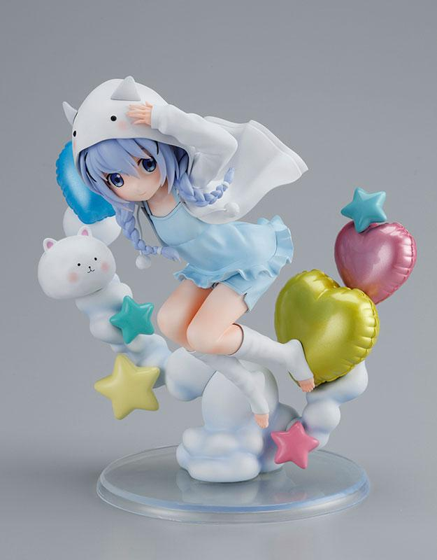 Is the order a rabbit? BLOOM Chino, Tippy Hoodie Ver. 1/6 Complete Figure product