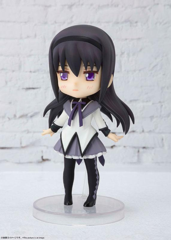 "Figuarts mini Homura Akemi ""Movie Puella Magi Madoka Magica [New] The Rebellion Story"""