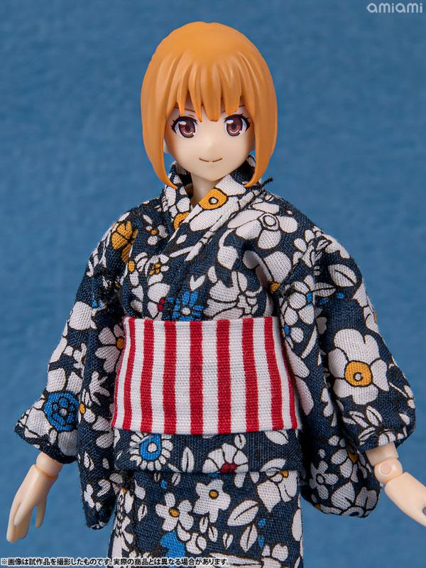 figma Styles Female Body (Emily) with Yukata Outfit 1