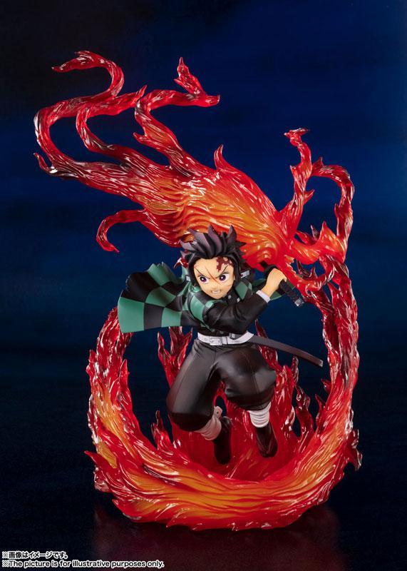 """Figuarts ZERO Tanjiro Kamado -Hinokami Kagura- """"Demon Slayer: Kimetsu no Yaiba"""""""