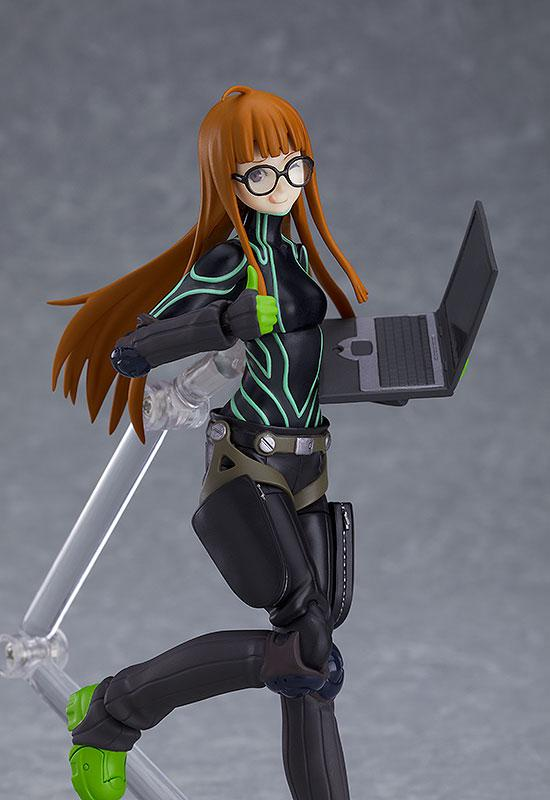 figma PERSONA 5 the Animation Oracle
