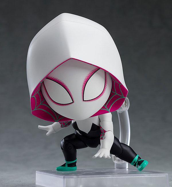 Nendoroid Spider-Man: Into the Spider-Verse Spider-Gwen Spider-Verse Ver. main