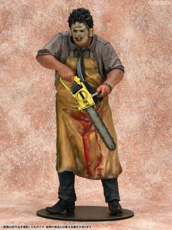 ARTFX THE TEXAS CHAINSAW MASSACRE Leatherface - Texas Chainsaw Massacre (1974) - 1/6 Complete Figure product