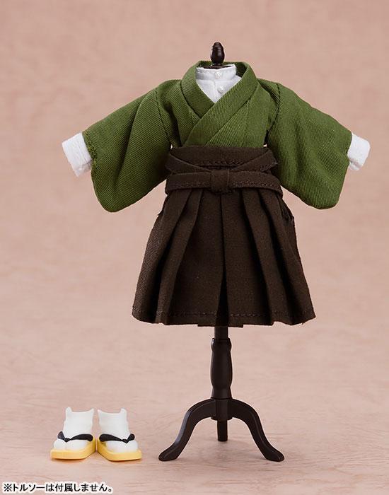 Nendoroid Doll Outfit Set (Hakama - Boy) 0