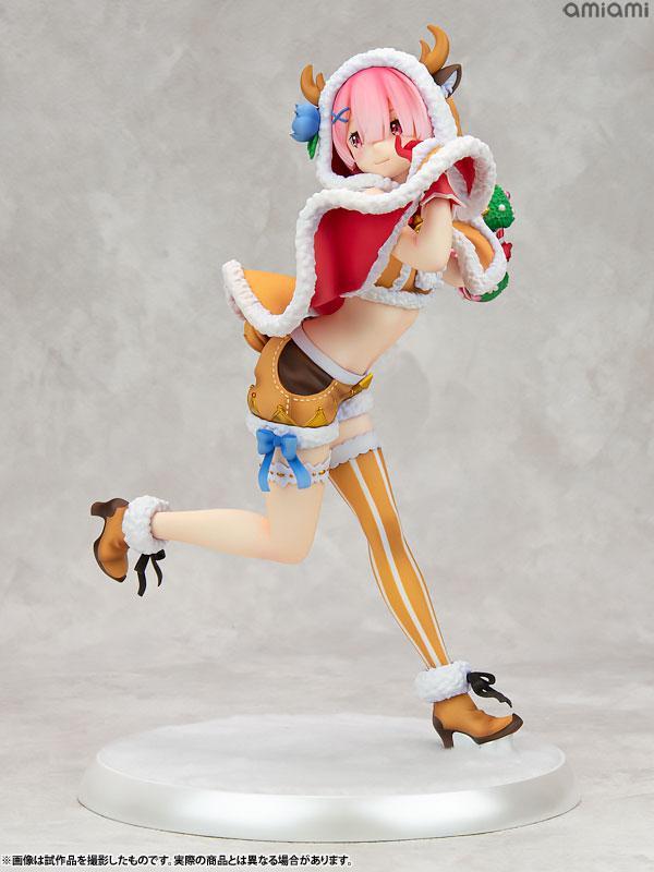 KDcolle Re:ZERO -Starting Life in Another World- Ram Dokuzetsu Reindeer Maid Ver. 1/7 Complete Figure
