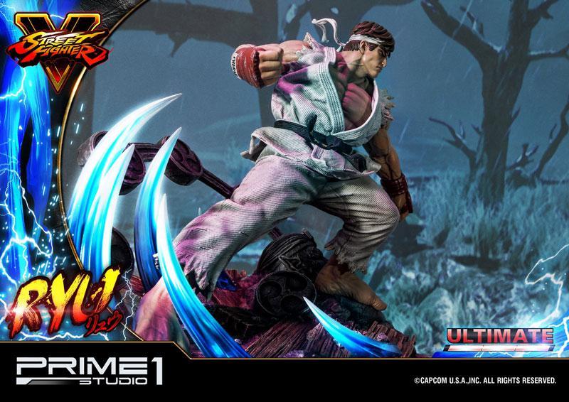 Premium Master Line Street Fighter V Ryu Ultimate 1/4 Statue 19