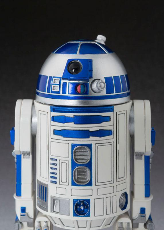 """S.H.Figuarts R2-D2 (A NEW HOPE) """"STAR WARS (A NEW HOPE)"""" 6"""
