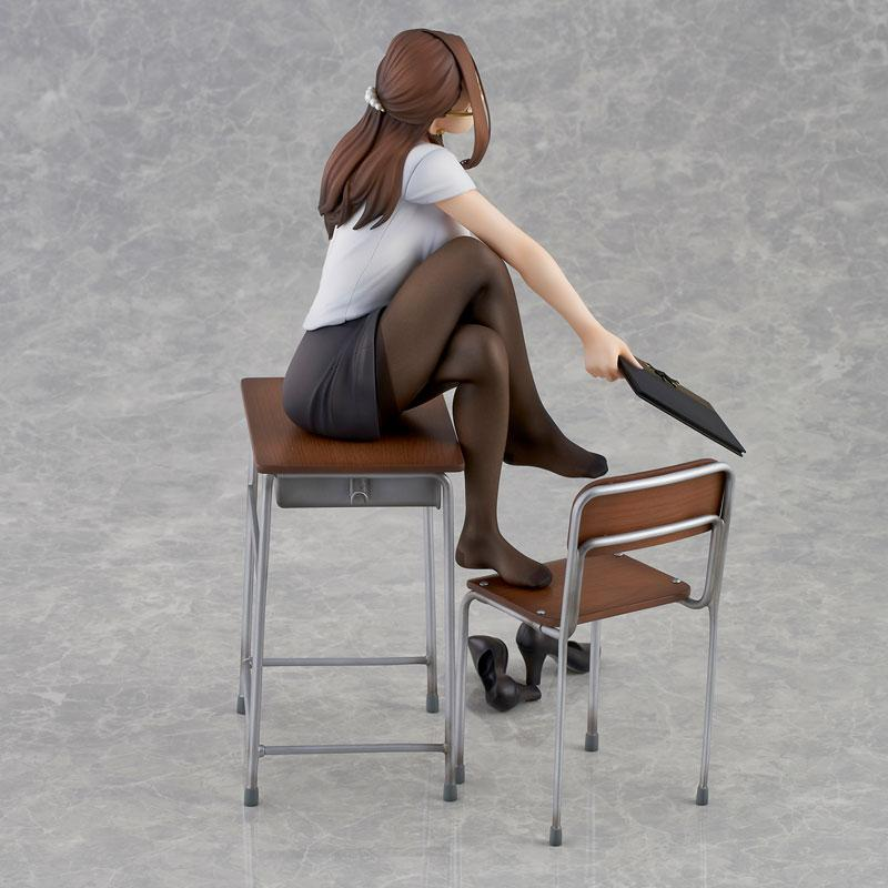 Miru Tights Gogatsubyou? Sensei ga Naoshite Ageyokka? Yuiko Sensei LIMITED edition. Complete Figure 2