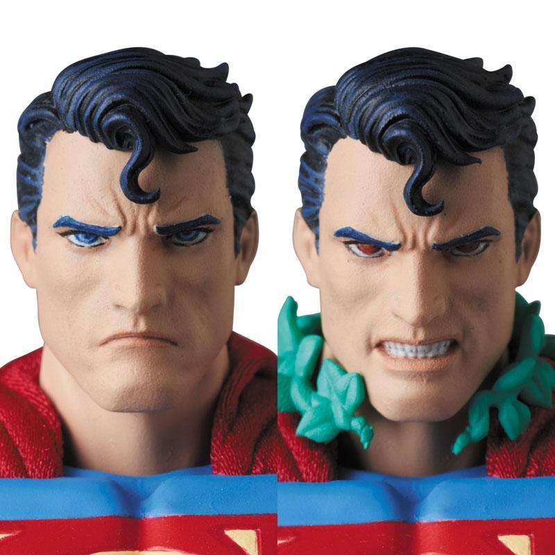 MAFEX SUPERMAN (HUSH Ver.) 4
