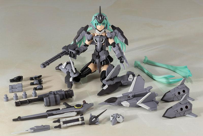 Frame Arms Girl Hand Scale Stylet XF-3 Low Visibility Ver. Plastic Model