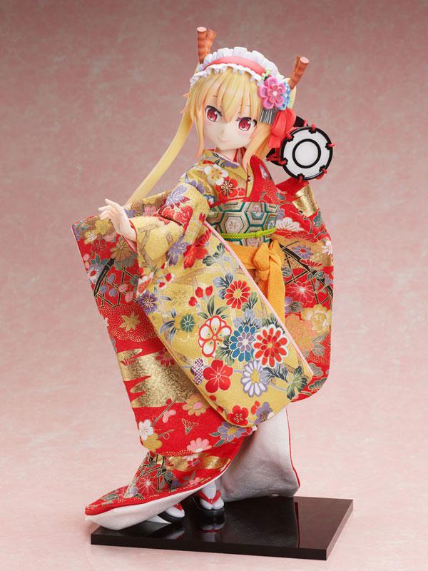 YOSHITOKU DOLLS x F:NEX Miss Kobayashi's Dragon Maid Tohru -Japanese Doll- 1/4 Complete Figure