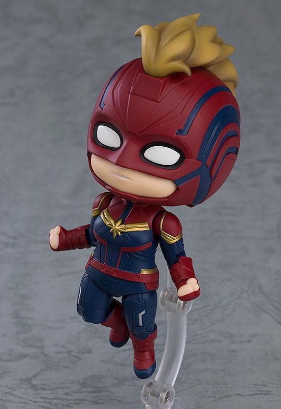 Nendoroid Captain Marvel Hero's Edition DX Ver.