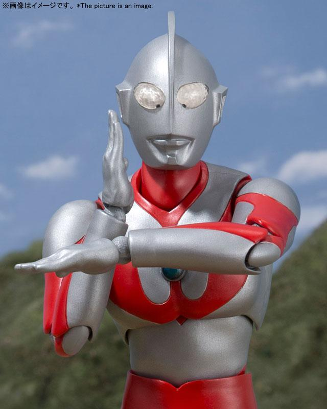 "S.H.Figuarts Ultraman [BEST SELECTION] ""Ultraman"" 4"