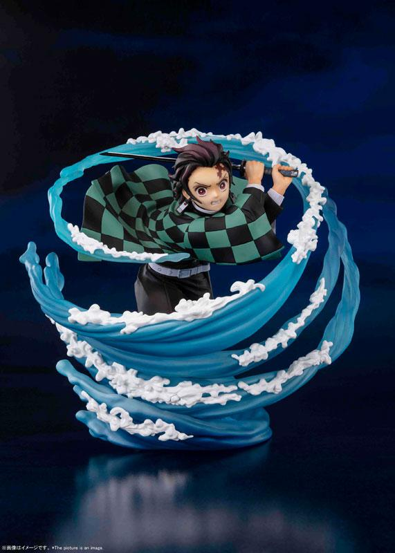 "Figuarts ZERO Tanjiro Kamado -Water Breath- ""Demon Slayer: Kimetsu no Yaiba"""