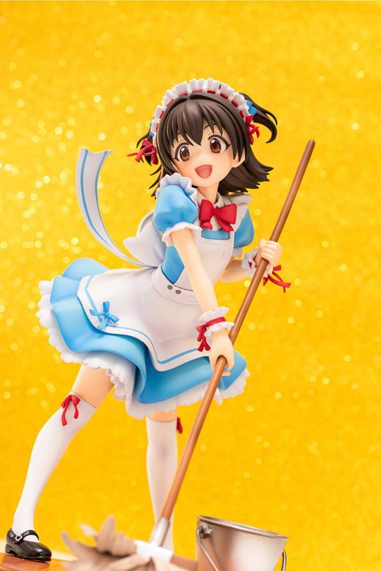 THE IDOLM@STER Cinderella Girls Miria Akagi [Orikou Maid-san] 1/7 Complete Figure 4