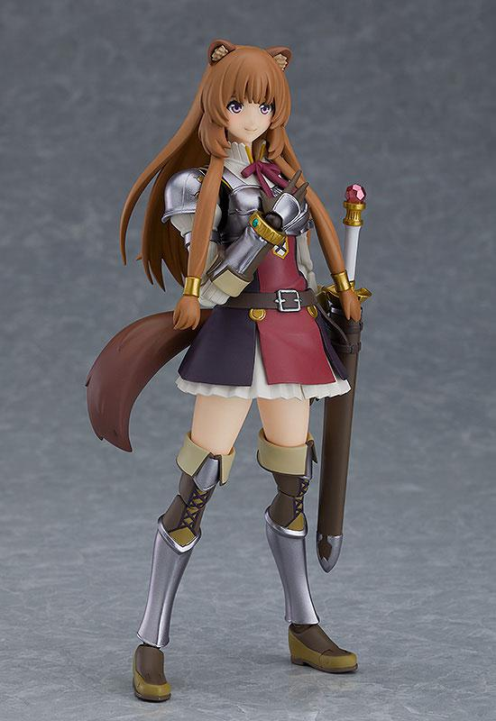 figma The Rising of the Shield Hero Raphtalia 4