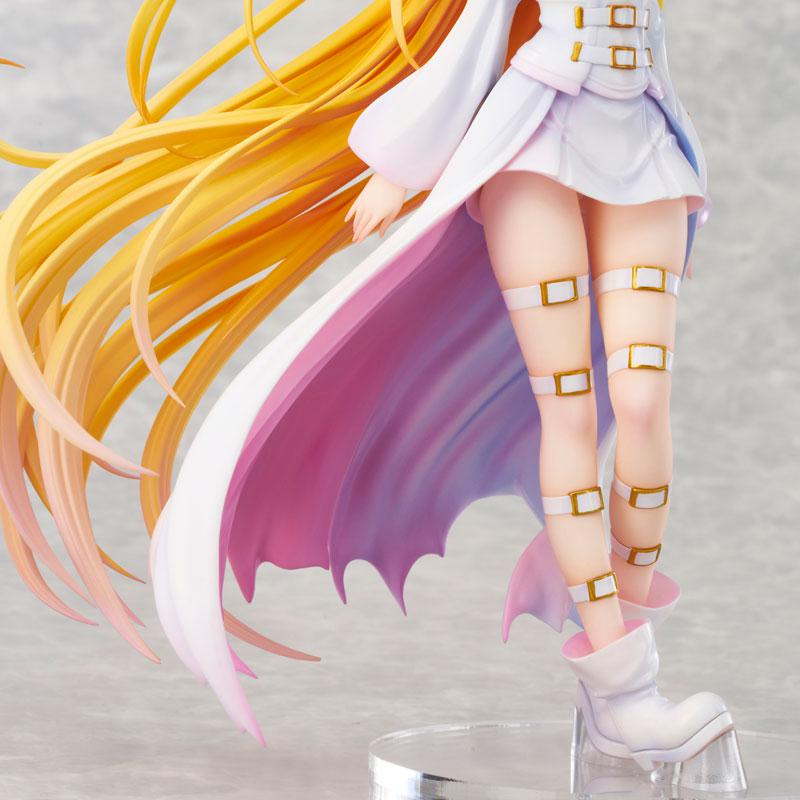 To Love-Ru Darkness Golden Darkness White Trans ver. Complete Figure 10