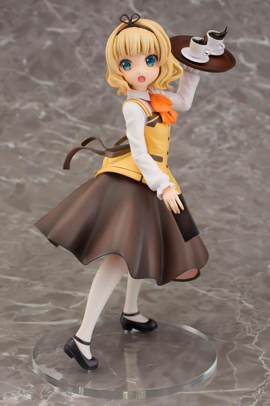 Is the order a rabbit?? Syaro (Cafe Style) 1/7 Complete Figure