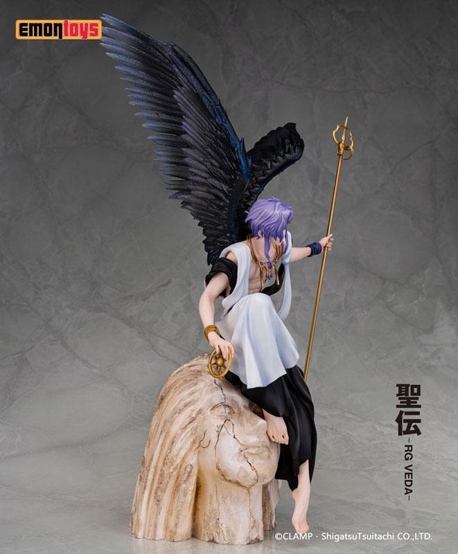Seiden -RG VEDA- Kujaku 1/7 Complete Figure