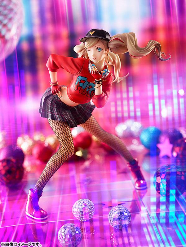 Persona 5 Dancing Star Night Ann Takamaki 1/7 Complete Figure