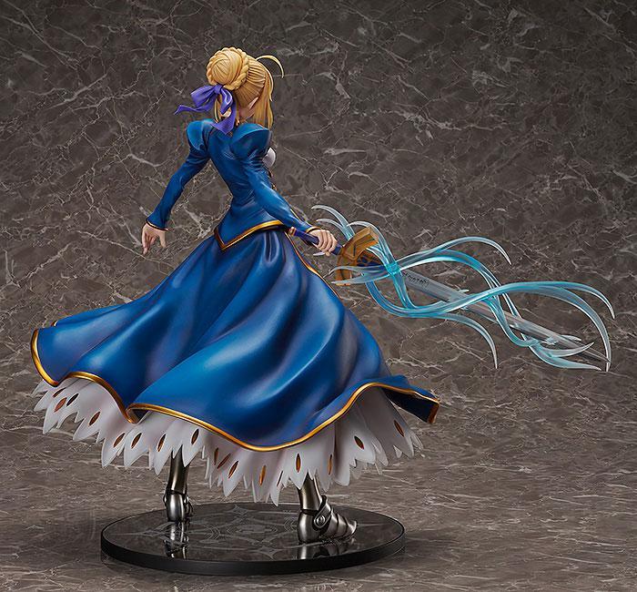 Fate/Grand Order Saber/Altria Pendragon 1/4 Complete Figure